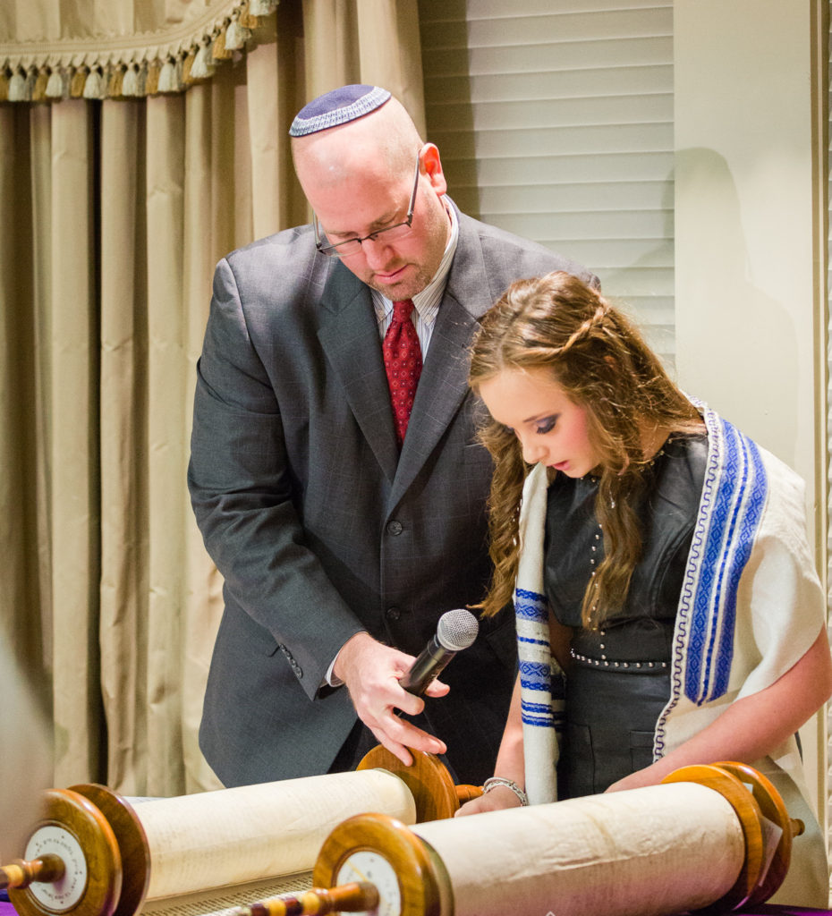 Rabbi for Private Bat Mitzvah - Rabbi Jason Miller